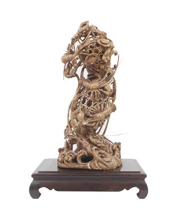 中国木雕艺术研究院